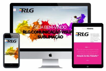 RLG COMUNICAÇÃO E SUBLIMAÇÃO